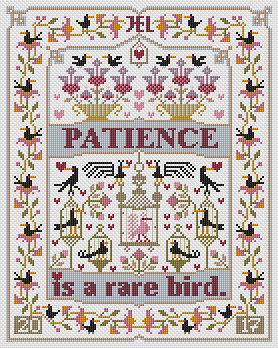 Patience is a Rare Bird